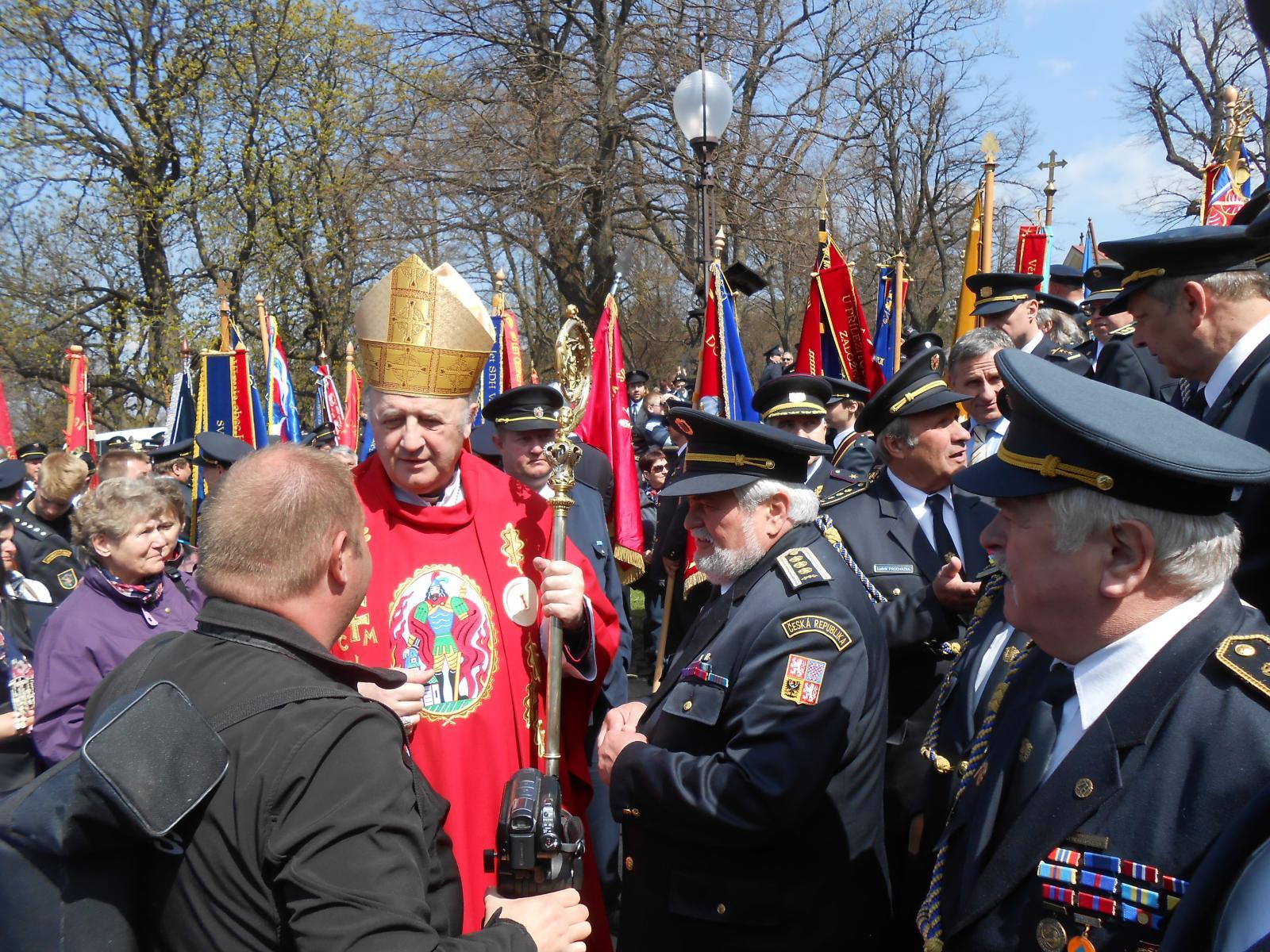 XXIII. Mezinárodní hasičská pouť na Sv.Hostýně