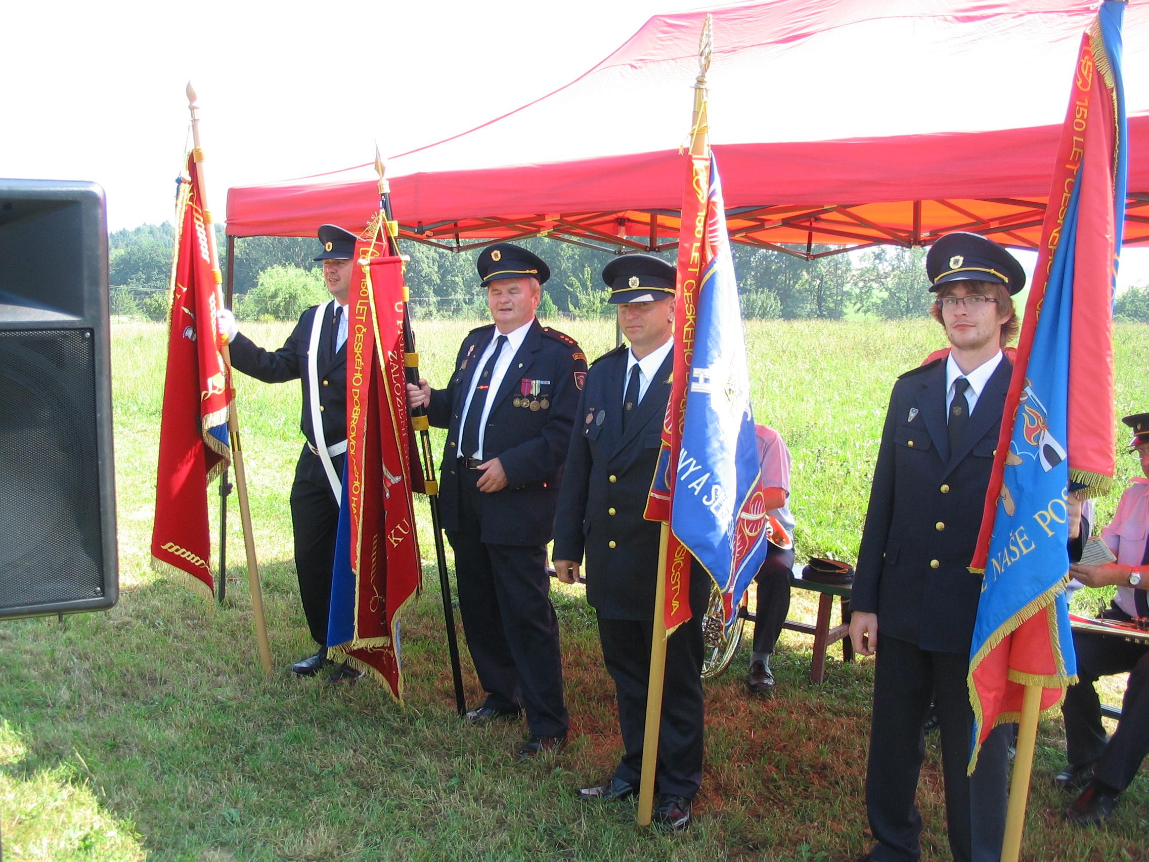 Oslavy SDH Lhota u Choryně - 80 let