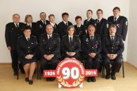 Fotografie členů výboru 2014