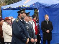 Žehnání nového hasičského auta - SDH Juřinka