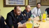Výroční valná hromada SDH Podlesí - Křivé