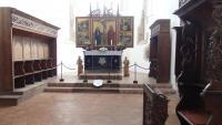PREJMER - opevněný saský kostel