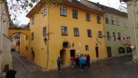SIGHISOARA - rodný dům Vlada III. Drákuly